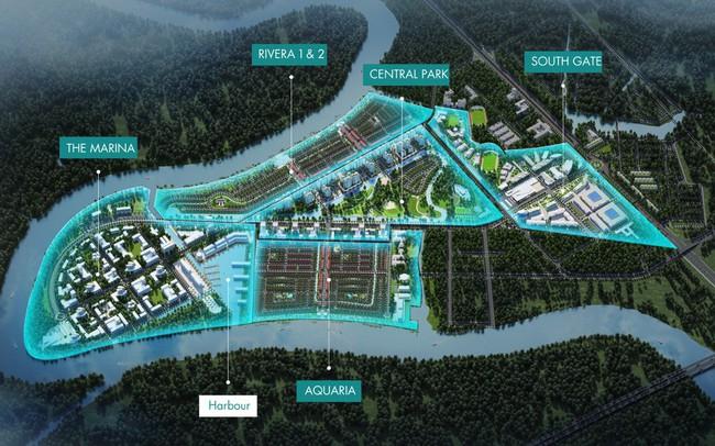 Nhà đầu tư Hà Nội đón cơ hội lớn từ dự án Waterpoint của Nam Long