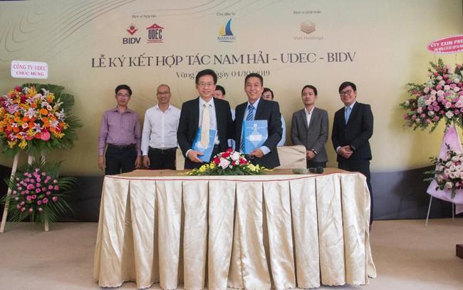 Nhiều đối tác cùng triển khai phát triển khu đô thị sinh thái Marine City