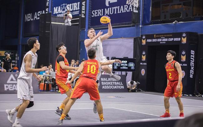 Sứ mệnh phát triển bóng rổ 3x3 của liên đoàn bóng rổ Việt Nam