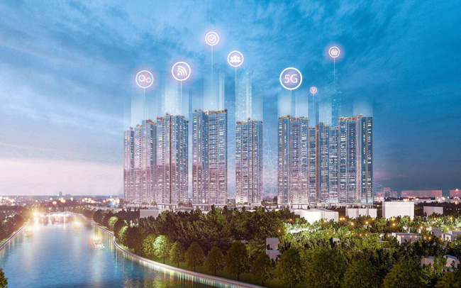 Trải nghiệm công nghệ thông minh ở căn hộ Smart Home – Smart Living tại Sunshine City Sài Gòn