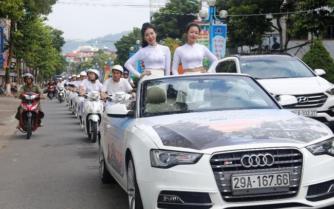 Roadshow sôi động ra mắt khu đô thị thể thao tiên phong tại Lào Cai