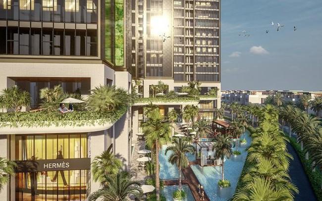 Sunshine City Sài Gòn: Mua nhà được tặng kèm hệ sinh thái xanh, thông minh