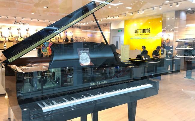 Việt Thương Music - Sứ mệnh mang âm thanh piano đến đại chúng