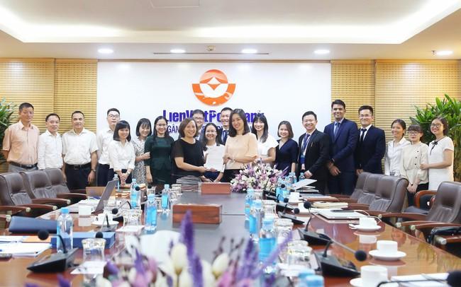KPMG rà soát và hướng dẫn chuẩn mực IFRS 9 tại Ngân hàng TMCP Bưu điện Liên Việt