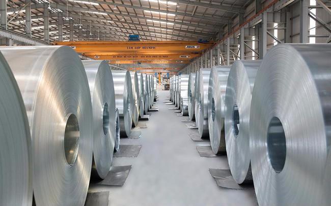 Nhà máy Mỹ Việt đạt công suất 500.000 tấn tôn thép Olympic một năm