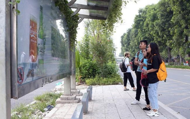 """Độc đáo những """"trạm dừng xanh"""" giữa lòng phố cổ Hà Nội"""