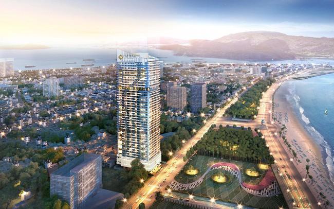 Hé lộ siêu phẩm mới của TMS Hotel Quy Nhon Beach thu hút giới đầu tư