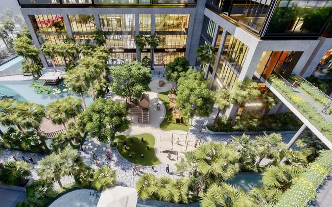 Sắp triển khai tổ hợp Homes Resort thiết kế chuyên biệt cho gia đình có trẻ em tại TP HCM