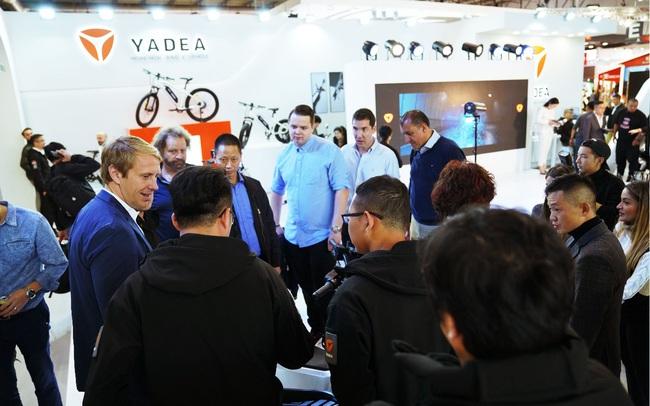 YADEA - ông lớn trong ngành xe điện sắp tiến vào thị trường Việt Nam là ai?
