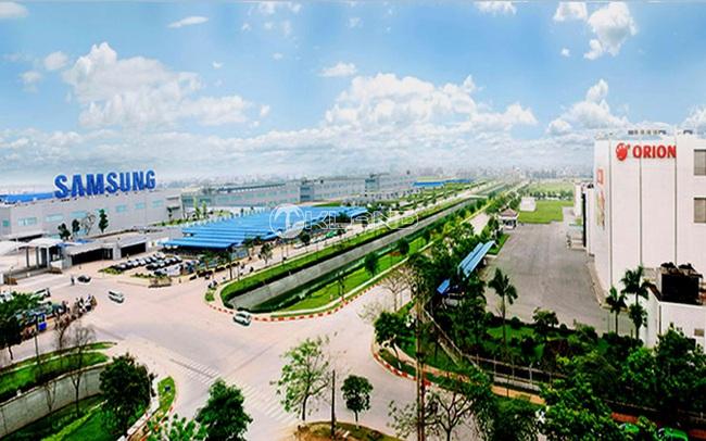 Từng là vùng đất tiềm năng, đất nền cạnh nhà máy Samsung Bắc Ninh giờ ra sao?