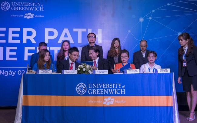 MLAND Vietnam ký kết hợp tác với Đại học Greenwich nhằm xây dựng nguồn nhân lực chất lượng cao