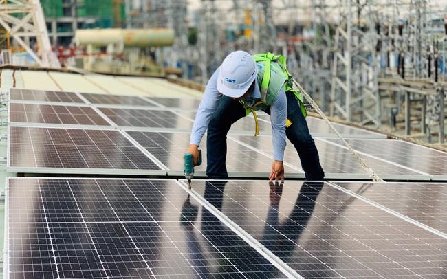 DAT Solar lắp đặt điện mặt trời tại 41 trạm cao thế: Biến thách thức thành sức mạnh