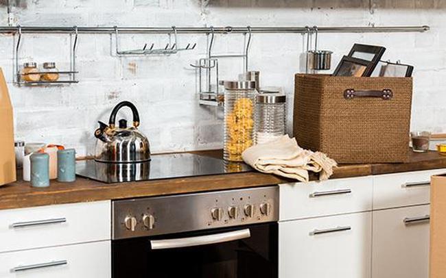 Thổi hồn vào không gian nhà bếp với phụ kiện tủ bếp hiện đại, sang trọng