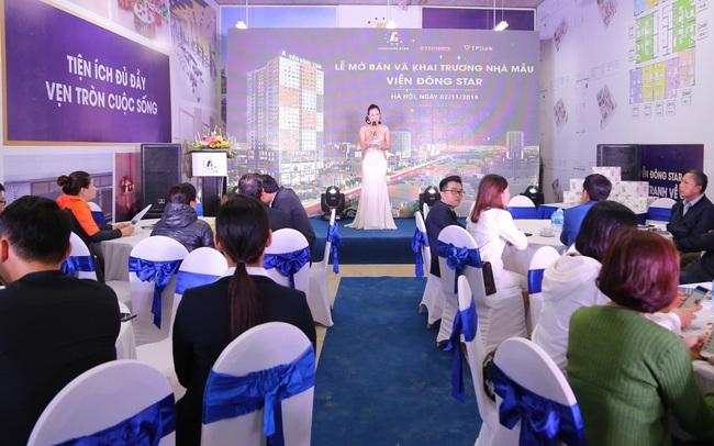 Lễ mở bán 200 căn hộ Viễn Đông Star đặc biệt thu hút khách hàng