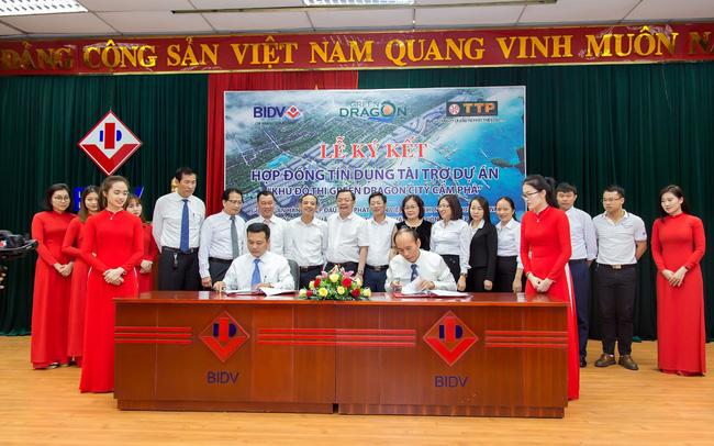 Tập đoàn TTP ký kết hợp tác với BIDV Quảng Ninh  Tập đoàn TTP ký kết hợp tác với BIDV Quảng Ninh 2019 photo 1 1573273232827522227518 35 5 897 1384 crop 1573273279090 637089028849843750