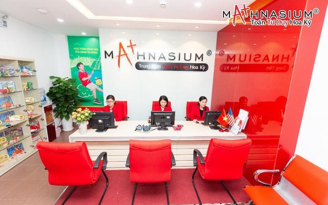 Mathnasium - Hệ thống trung tâm Toán Tư Duy trở thành thương hiệu hàng đầu tại Mỹ