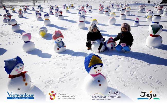 Doanh nghiệp có thêm nhiều lựa chọn nghỉ dưỡng hấp dẫn với tour mùa đông Hàn Quốc từ Vietrantour