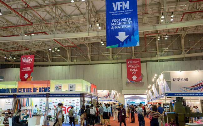 Ngành giày dép Việt Nam tăng tốc