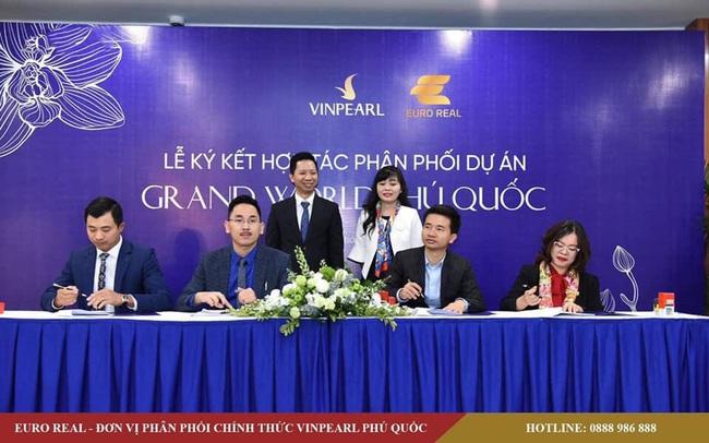 Euro Group trở thành nhà phân phối chiến lược các sản phẩm thuộc tập đoàn Vingroup