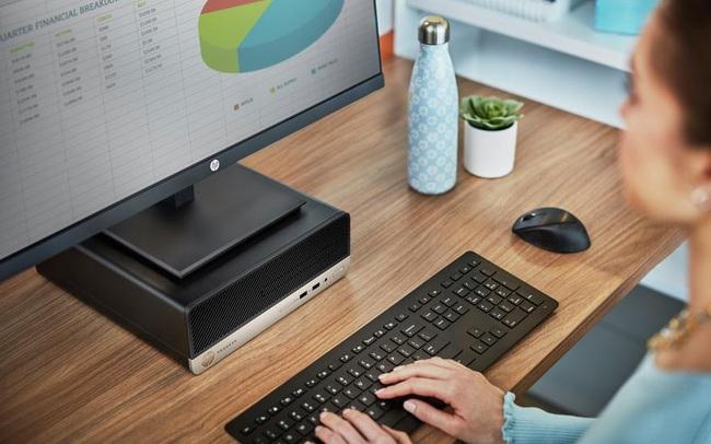 HP ProDesk 400 G6 SFF – Dòng sản phẩm máy tính đồng bộ siêu nhỏ gọn, bảo mật cao cho doanh nghiệp