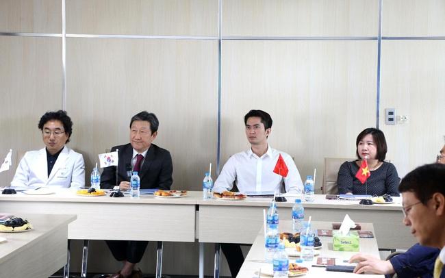 Hiệp hội Doanh nghiệp TP.Daegu Hàn Quốc mở đường đầu tư vào Khu đô thị Vạn Phúc