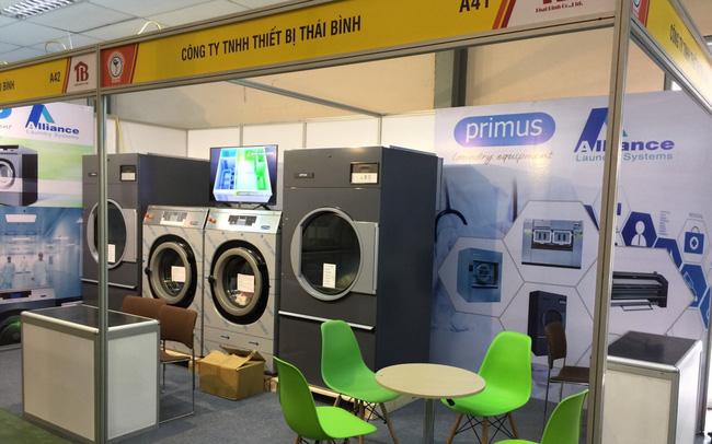 Công ty TNHH thiết bị Thái Bình - Đơn vị phân phối máy giặt công nghiệp uy tín tại Việt Nam