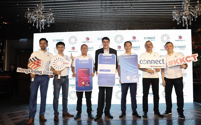 Hong Leong - Ngân hàng hàng đầu Malaysia ra mắt ứng dụng ngân hàng số thế hệ mới tại Việt Nam