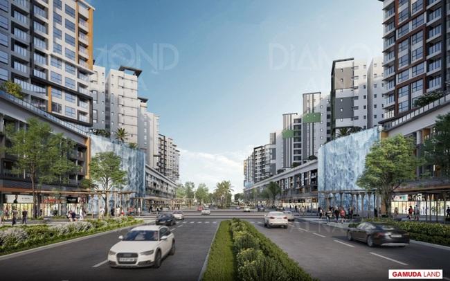 Đại lộ Gamuda – Thúc đẩy phát triển khu Tây Tp.HCM