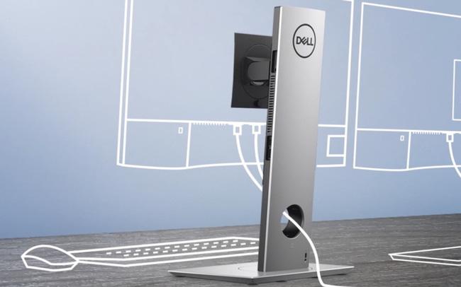 Dell Optiplex 7070 Ultra: Chiếc PC siêu mini nằm vừa trong chân đế màn hình