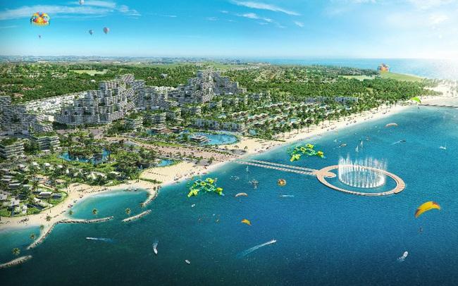 Cùng với Phan Thiết, Kê Gà trình làng tổ hợp du lịch - giải trí - nghỉ dưỡng & thể thao biển đẳng cấp