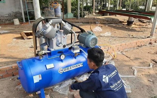 Kinh nghiệm chọn mua máy nén khí cho trạm rửa xe