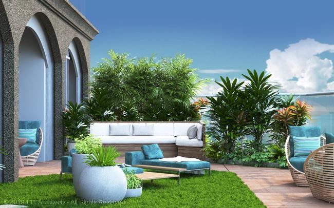 Dòng tiền dưới 3 tỷ: Chọn nhà đất ngoại ô hay căn hộ du lịch có sân vườn?