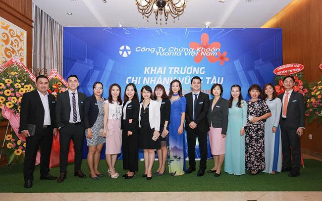 Chứng khoán Yuanta Việt Nam khai trương chi nhánh Vũng Tàu