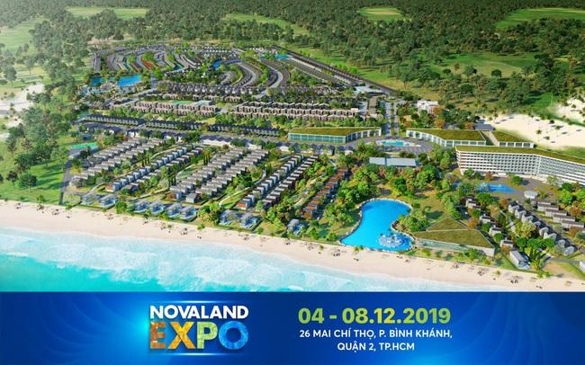 Lượng thông tin hấp dẫn từ Novaland Expo tháng 12/2019