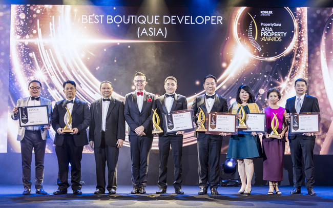 SonKim Land được vinh danh tại Giải thưởng Bất động sản Châu Á 2019