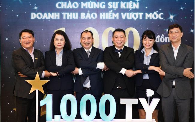 Bảo hiểm hàng không (VNI): Doanh thu bảo hiểm vượt mốc 1.000 tỷ