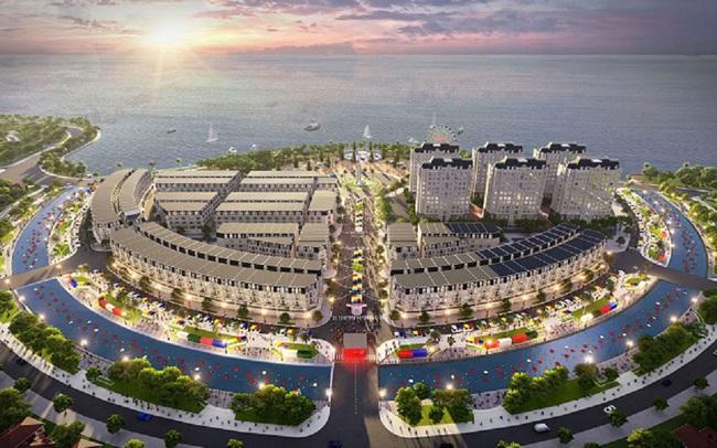 Sở hữu chợ đêm - giáp biển - trung tâm thành phố: Ha Tien Centroria công phá thị trường nhà phố thương mại