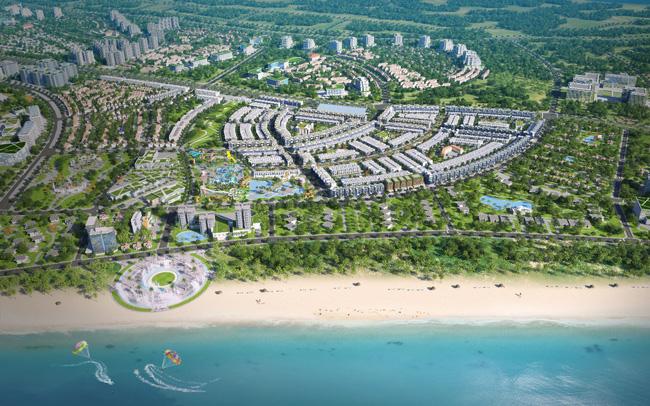 Tổ hợp tiện ích nâng tầm dự án Nhơn Hội New City