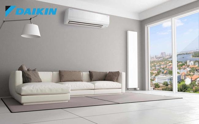 Điều hòa không khí Daikin - uy tín trong từng sản phẩm