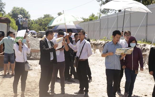 """Thị trường đất nền Nhơn Trạch (Đồng Nai) lại """"tăng nhiệt"""" sau thông tin xây cầu và đường mới 15.000 tỷ nối với Quận 9"""