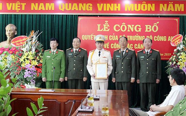 Bổ nhiệm Phó Giám đốc Công an tỉnh Điện Biên