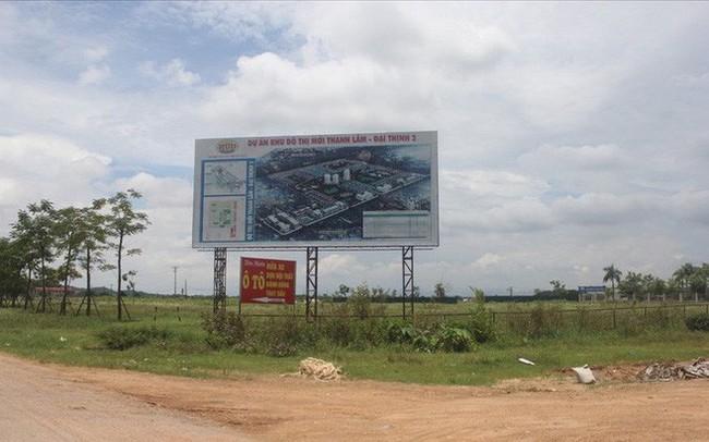 """Sau cơn """"sốt đất"""", la liệt dự án BĐS tại Mê Linh bị bỏ hoang, Thủ tướng yêu cầu Hà Nội kiểm tra"""
