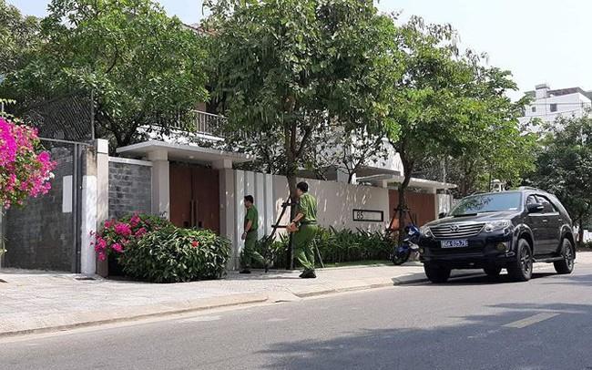 Khám xét nhà nguyên Phó Chủ tịch UBND thành phố Đà Nẵng
