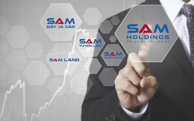 """Năm 2018 bị """"hụt"""", SAM Holdings tiếp tục phương án phát hành tăng vốn lên 3.500 tỷ đồng"""