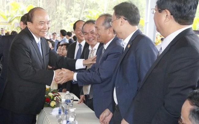 Thủ tướng dự khởi công khu công nghiệp 8.118 tỉ đồng ở Quảng Nam
