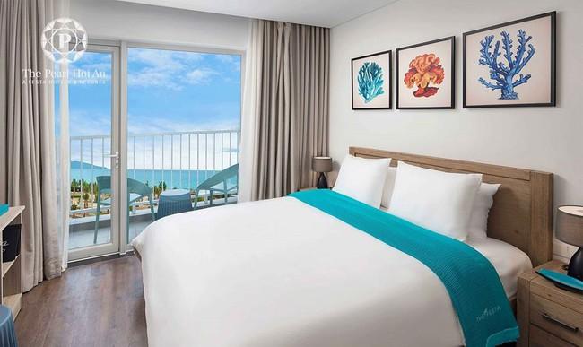 Chủ đầu tư dự ánThe Pearl Hoi An ứng trước 5 năm tiền thuê căn hộ thu hút khách hàng