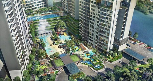 """Triết lý phát triển """"thành phố xanh"""" và chuẩn mực sống mới của the Infiniti tại Riviera Point"""
