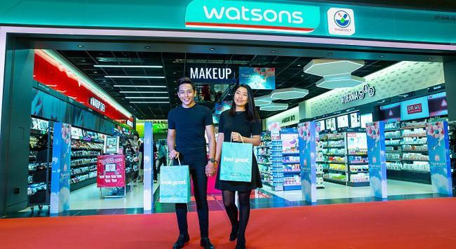Tập đoàn A.S.Watson mở cửa hàng thứ 15.000 tại Kuala Lumpur