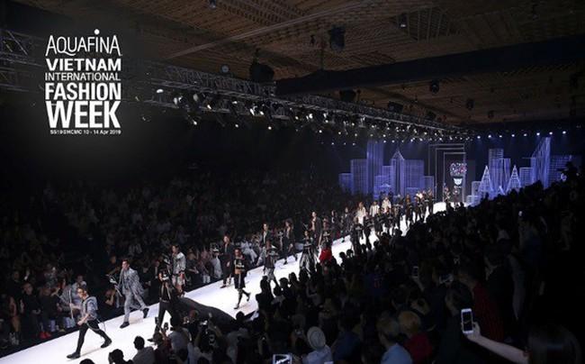 Aquafina Vietnam International Fashion Week: Cái bắt tay lớn giữa thương hiệu Aquafina và VIFW