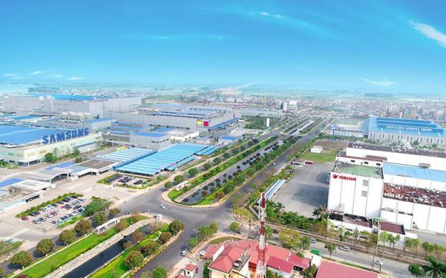 """Vốn FDI đổ mạnh vào Việt Nam, cổ phiếu hạ tầng khu công nghiệp tăng """"phi mã"""""""